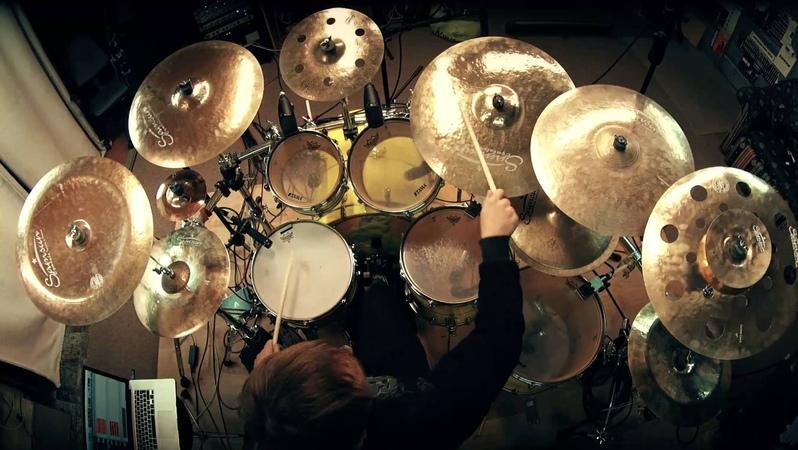 Samsun Cymbals presents - Aleksandr Murenko , Oz Noy - Just Groove Me.
