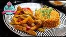 Biberli Hindi Sote Ve Salçalı Bulgur Pilavı (Pratik Akşam Menüsü) | Ayşenur Altan Yemek Tarifleri