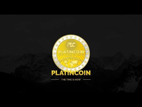 PlatinCoin.Presentation in English! Action before 101918!