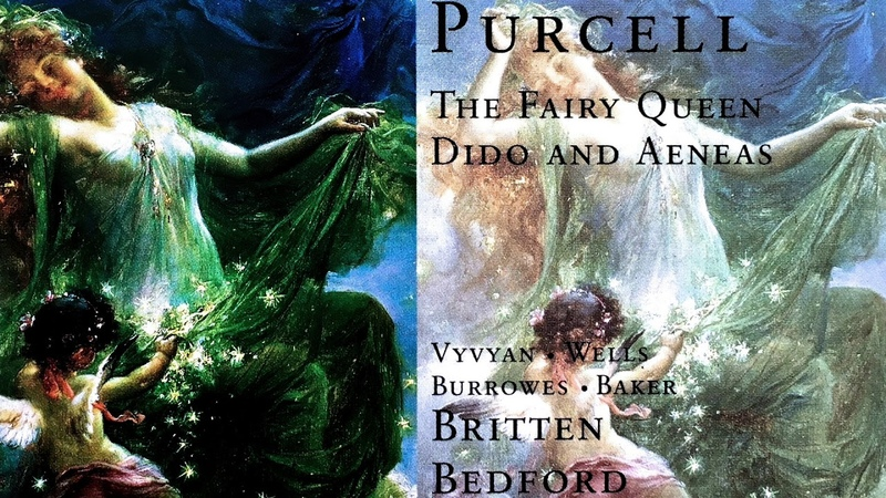 Purcell - Dido and Aeneas (Janet Baker, Peter Pears - reference recording : S.Bedford)