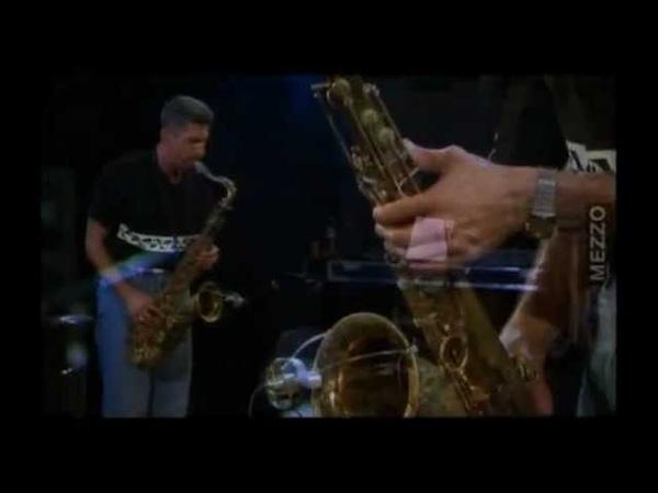 Bob Berg Niels Lan Doky Trio When I Fall in Love