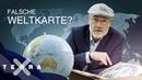 Ist unsere Weltkarte ein großer Fake mit Harald Lesch Vermessung der Erde
