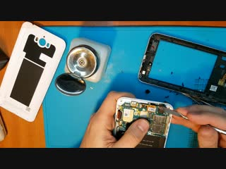 ASUS ZenFone Max (ZC550KL) Замена дисплея и тачскрина
