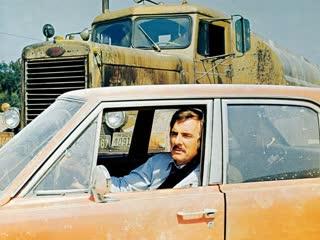 Дуэль. Duel. 1972 г. Реж. Стивен Спилберг