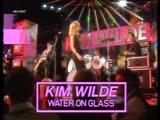 Kim Wilde - Water On Glass (1981) HD 0815007