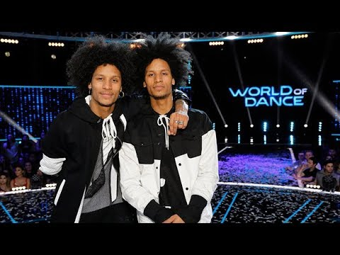 Les Twins ✧ WOD 2017 ✧ First 3 perfomances ✧ FULL VERSION IN DESCRIPTION