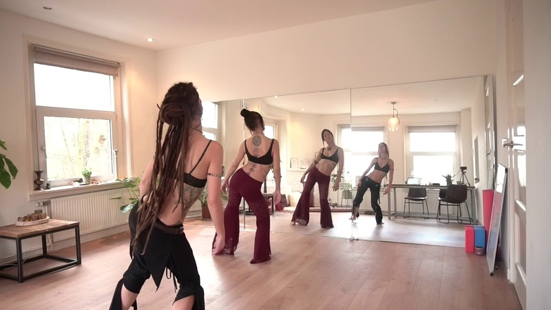 Tribal Fusion Belly Dance Flow Class - Serpentine Studies - FREE SAMPLE CLASS