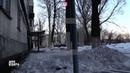 Обстрел Донецка ранена женщина и оператор Лайфа