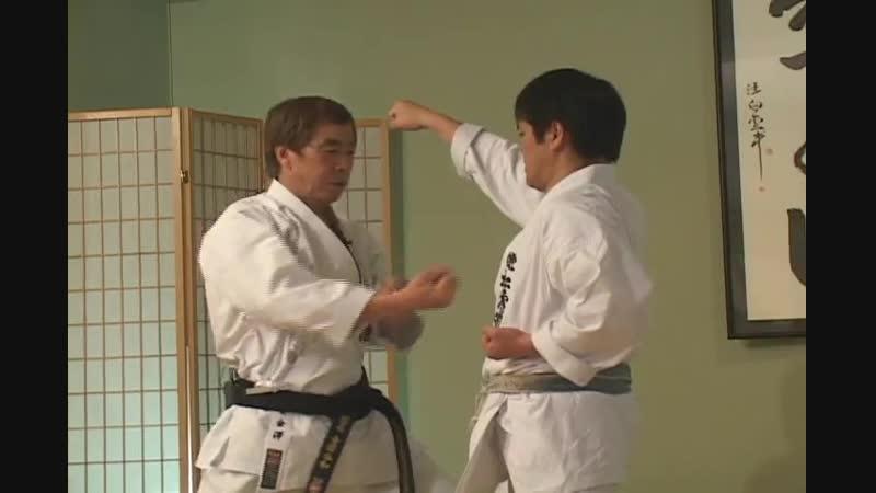 Hirokazu Kanazawa - Mastering Karate 1)Te - Waza
