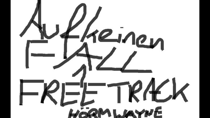 Hörm Wayne - Auf keinen Fall 1 Freetrack prod. by RomastaBeats