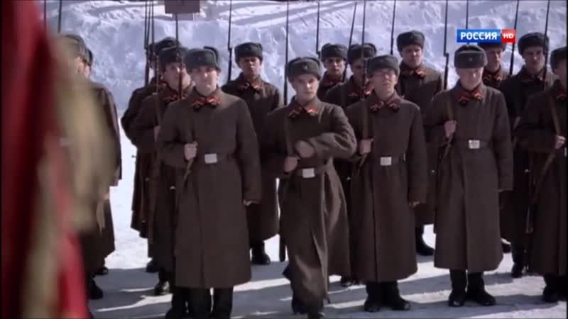 Сериал Курсанты воинская присяга