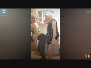 Лесби страпон [sex porn порно минет секс ]