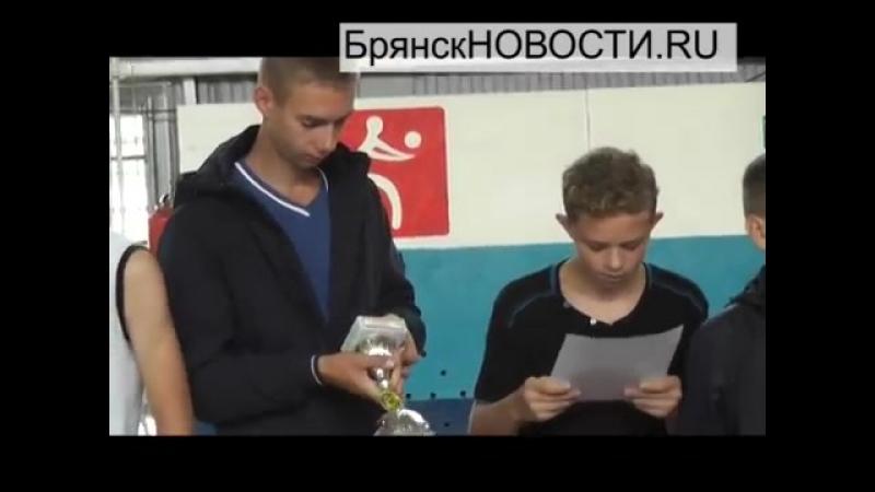 Турнир по дворовым командам в Новозыбкове