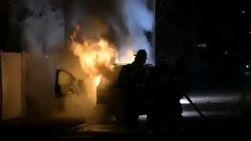 The Deer Park Fire Department responded to an accident with car fire on Grand Boulevard and West 20th Street about 1120 p.m.