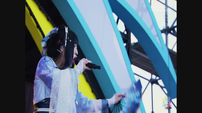 Wagakki Band (Inazuma Rock Fes 2018 Day-1 - FujiTV NEXT 2018.11.30)