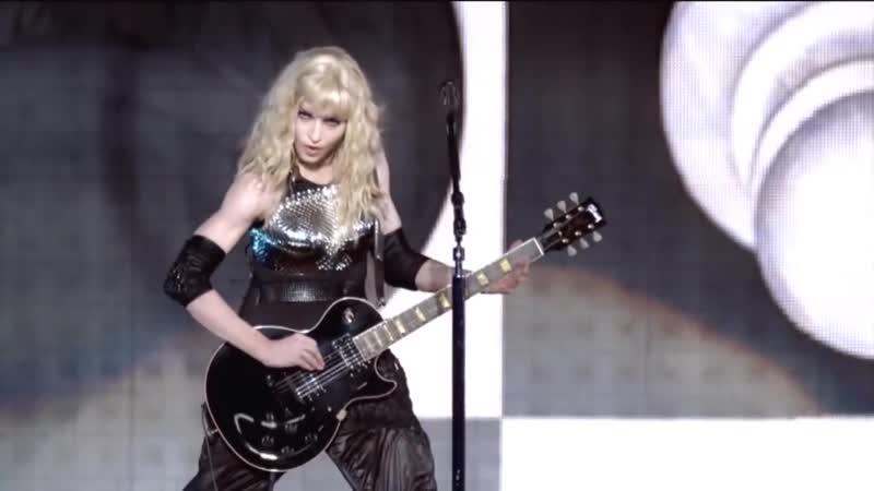 Madonna Hung Up Sticky Sweet Tour HD