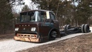 SWEET Junk Yard RESCUE - 1958 Ford Cabover Truck
