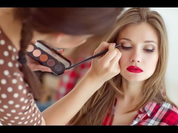 Girlfriend Does Boyfriend Makeup   Shocking Transformation !!
