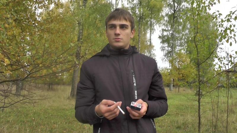 1 место 13шк. Комаров Д.Е. молодежь против курения!