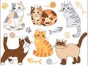 Cute Cats 00001 2018