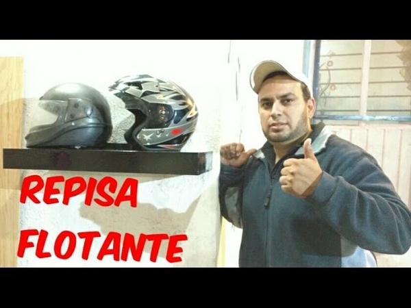 REPISA FLOTANTE