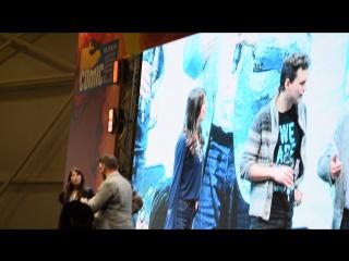 Comic con Russia 2018/Часть 2. Конвент.Detroit