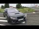 Subaru Legacy BP5 - End of the session