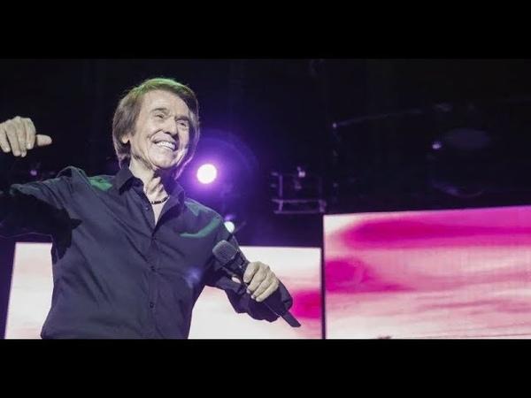 Рафаэль Raphael con Loco por cantar en WiZinK (Madrid). 22.09.2018 (Completo) viva-raphael.com