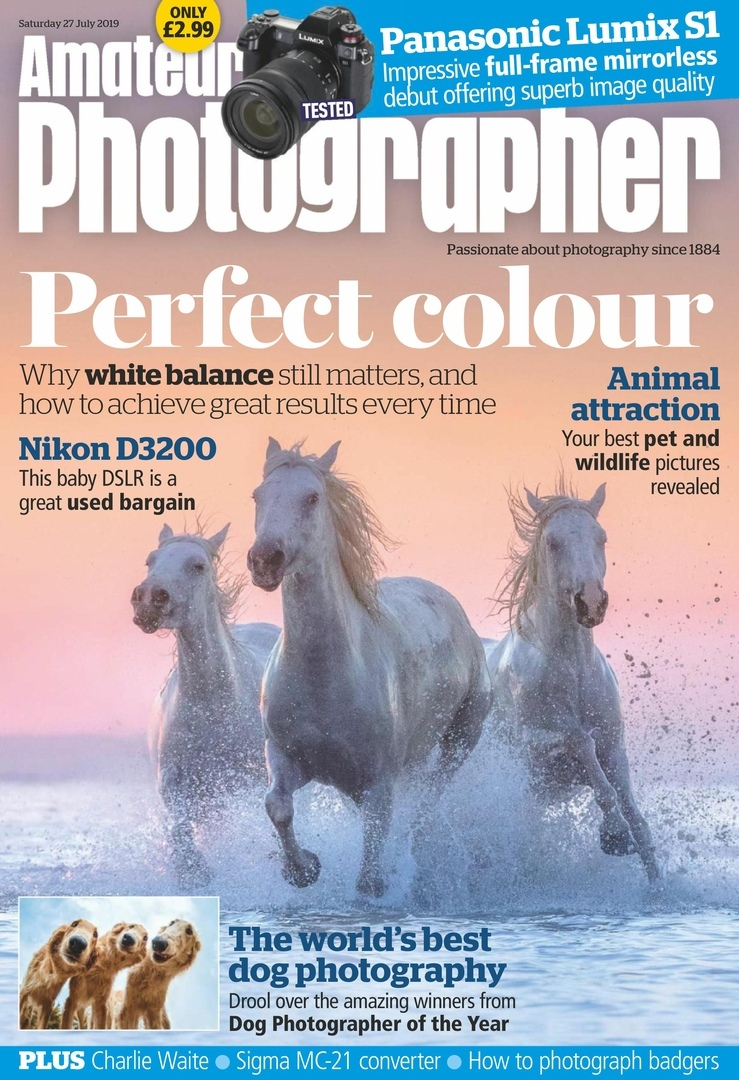 Amateur Photographer – 27 July 2019