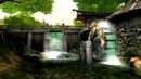 Футаж Водяная мельница 3