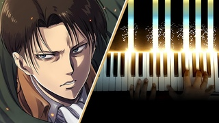 "Attack on Titan Season 3 Part 2 Episode 9 OST - ""Call Your Name <Gv>""  (Piano)"