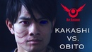 NARUTO KAKASHI VS OBITO FIGHT RE ANIME