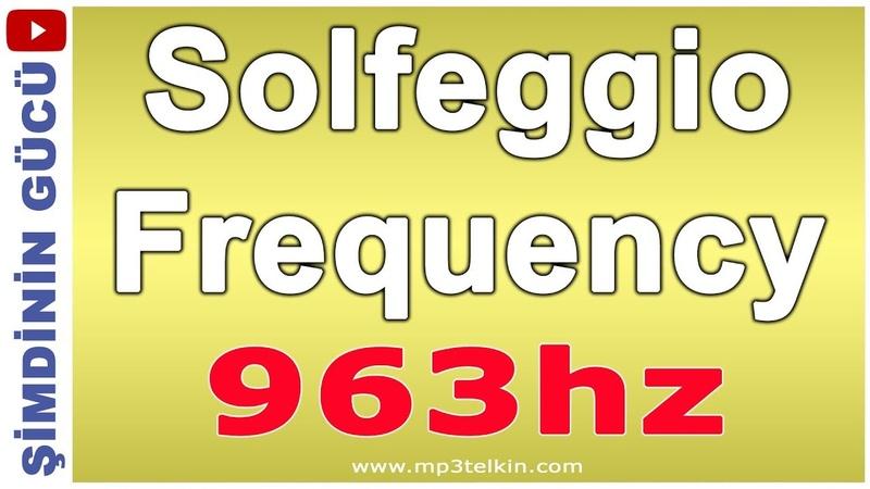 Solfeggio Frequencies(963hz) İlahi Ahenk | Tam ve Bütün Uyanış Meditasyonu