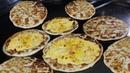 Paratha King Chicken Paratha Egg Anda Paratha Street Food of Karachi Pakistan