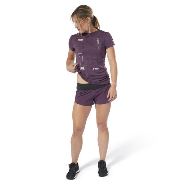 Спортивные шорты Reebok CrossFit® Knit Waistband Placed