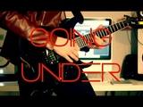 Evanescence - Going Under Instrumental Guitar Cover by Robert UludagCommander Fordo
