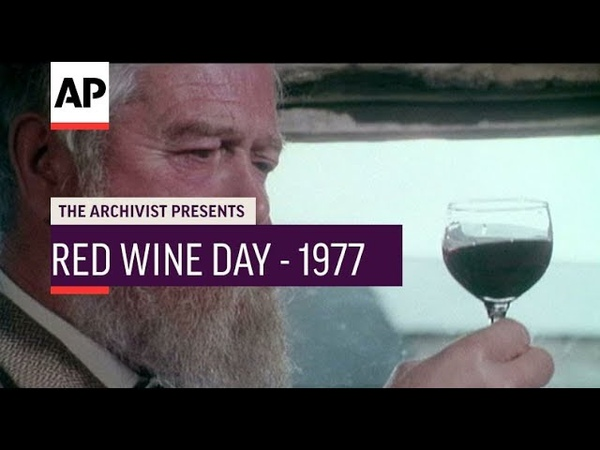Red Wine Day - 1977   The Archivist Presents   169