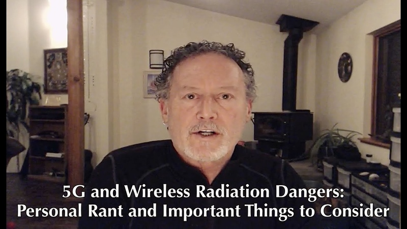 5G Wireless Radiation Dangers: A Personal Rant and Important Considerations