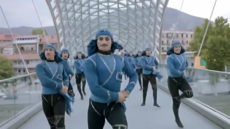 Потрясающий ролик ансамбля грузинского народного танца «Сухишвили»