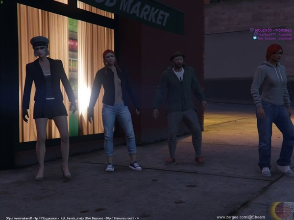 GTA Online: Василиса 101 Часть 2