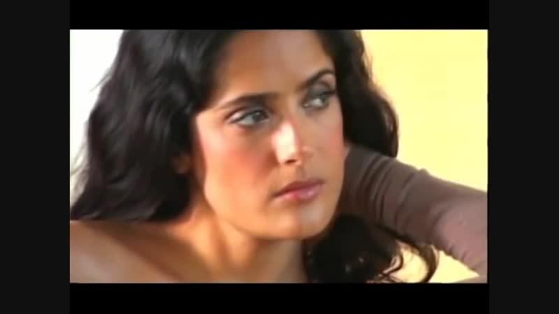 Сальма Хайек в интервью для рекламы «AVON»