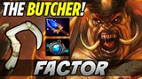 Factor Pudge GENIUS BUTCHER Dota 2