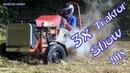 Traktoriáda 2018 CZ sestřih Bohuňov Rovenská Březiny CZ