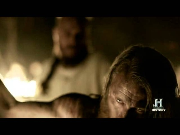 Vikings Blood Eagle Ending scene