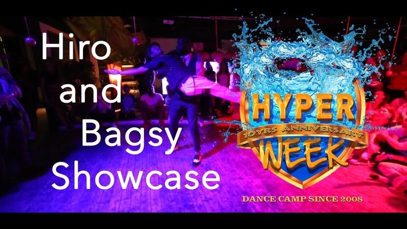 Hiro and Bagsy Showcase|Hyper Week 2018 @dance dance hyperweek hiro bagsy mmpp