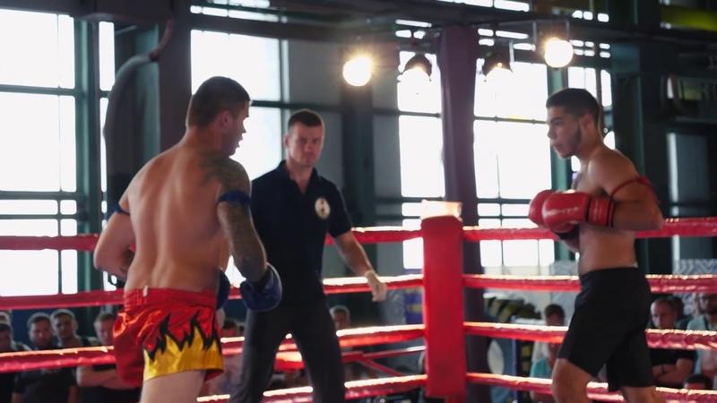 Турнир по Тайскому боксу «Храброе Сердце»