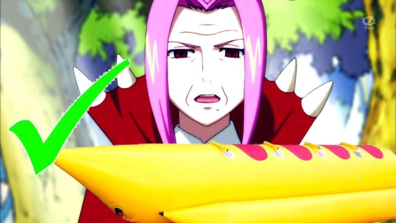 【 Fairy Tail】Сочинение как я провёл лето (ПРИКОЛ)