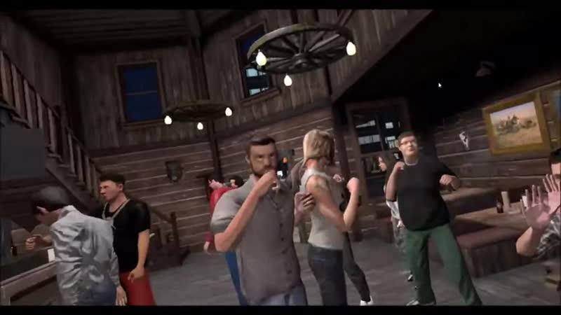 Drunkn Bar Fight в SUOSAARI VR