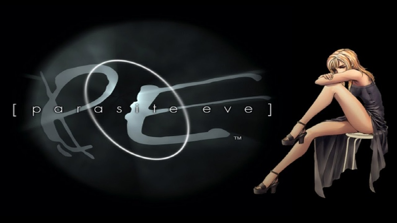 PS1 USA Parasite Eve EX Game Round 2 Club Only 34 Chrysler Building 71 77 Майя Финал