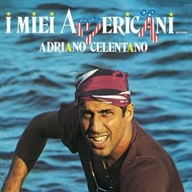 Adriano Celentano альбом I Miei Americani Tre Puntini